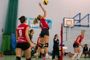 Ashcombe v Malory Eagles Volleyball