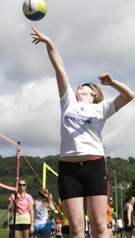 Ashcombe Volleyball Club kick off month long festival of ...