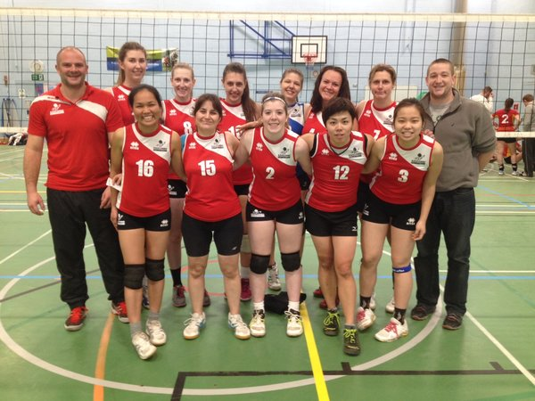 March 2015 Ashcombe Volleyball Club